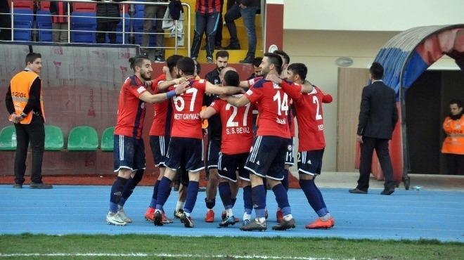 Zonguldak Kömürspor: 1 - Karşıyaka: 0