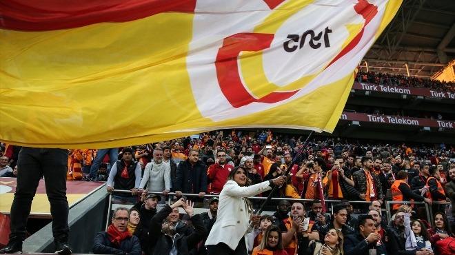 Galatasaray-Atiker Konyaspor karşılaşmasından kareler