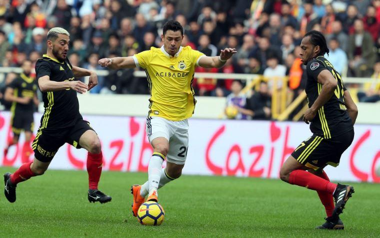 'Fenerbahçe top rakipte iken daha iyi oynayabilen bir takım'