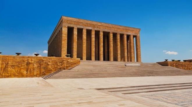 TSYD Ankara Şubesinden Anıtkabir'e ziyaret