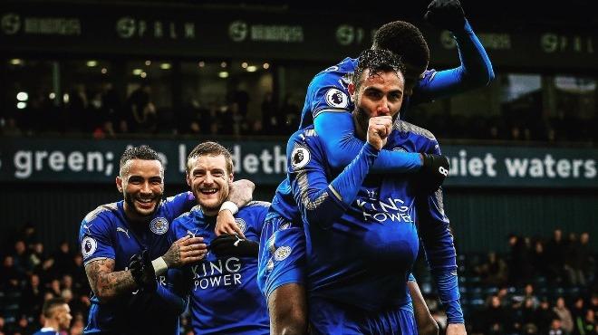 10.03.2018 West Bromwich - Leicester City 1-4 Premier Lig Maç Özeti