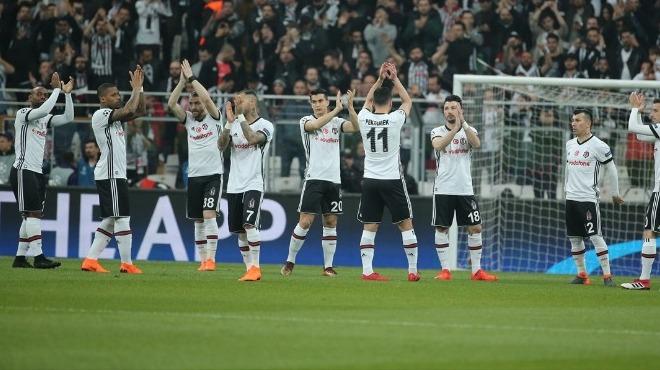 """""""Beşiktaş başı dik şekilde veda etti"""""""