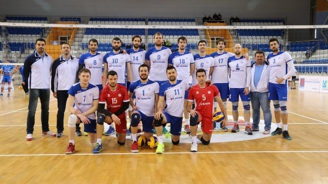 Maliye Piyango, Jeopark Kula Belediyespor'u 3-1 mağlup etti
