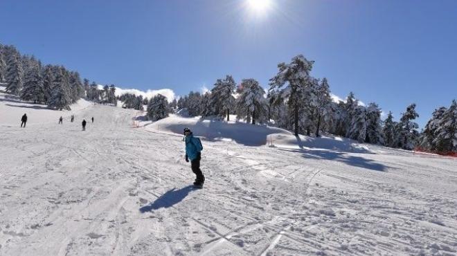 Murat Dağı Termal Kayak Merkezi'nin devri gerçekleştirilecek