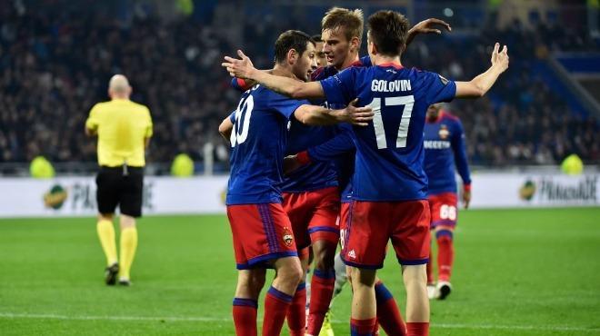 Gol düellosunda çeyrek finale CSKA yükseldi