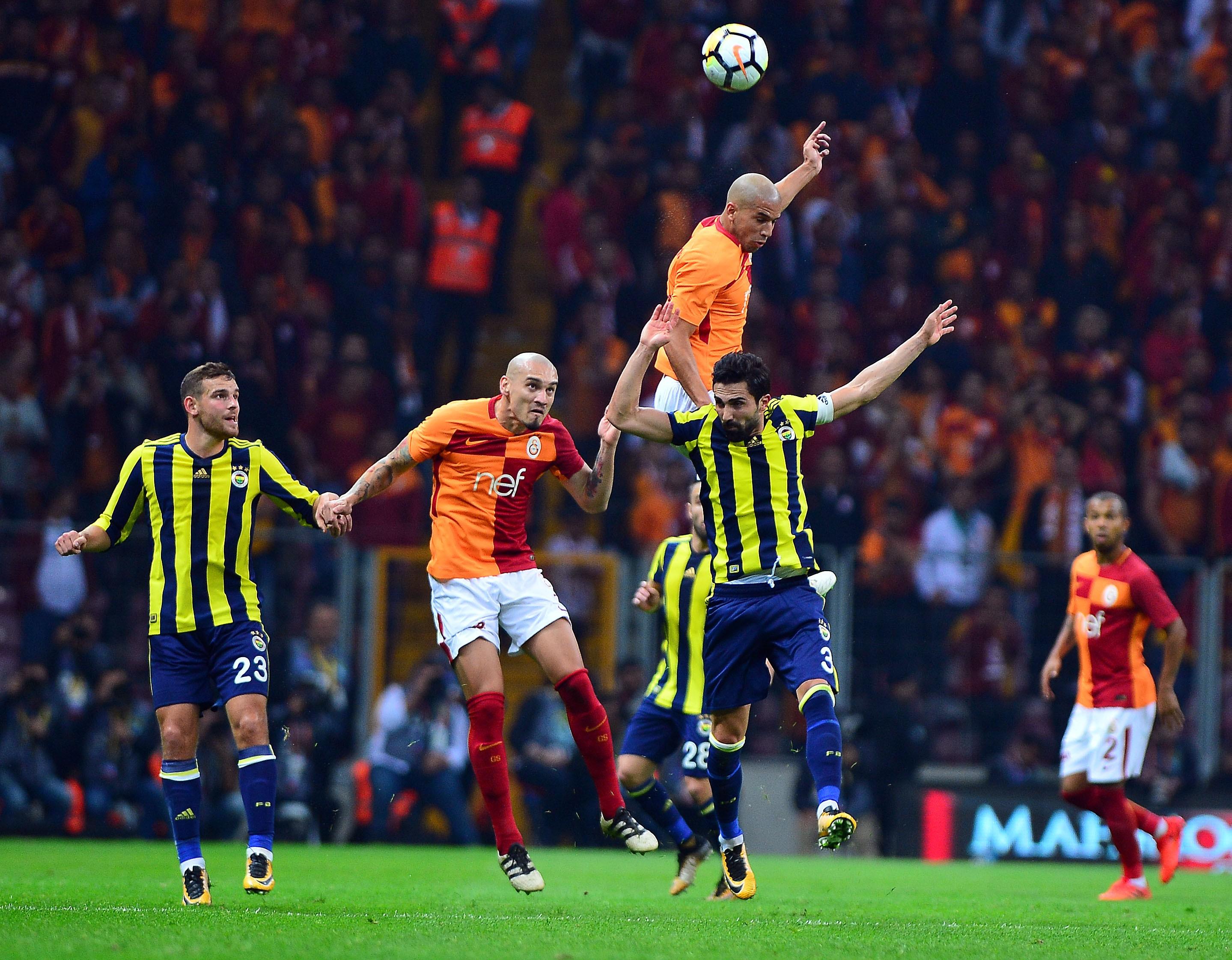 'Galatasaray'ın yan top zaafını Fenerbahçe değerlendirebilir'