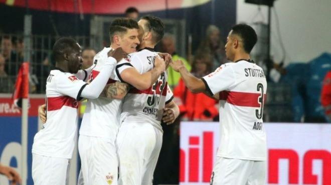 Stuttgart forması giyen Mario Gomez performansı hakkında konuştu!