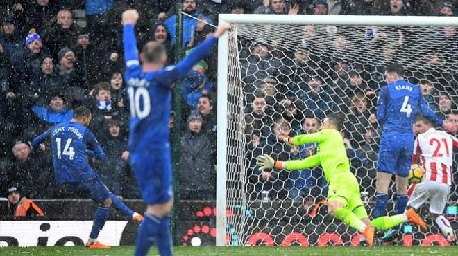 17.03.2018 Stoke City - Everton 1-2 Premier Lig Maç Özeti