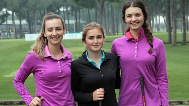Türkiye Golf Turu dördüncü ayak yarışları sona erdi