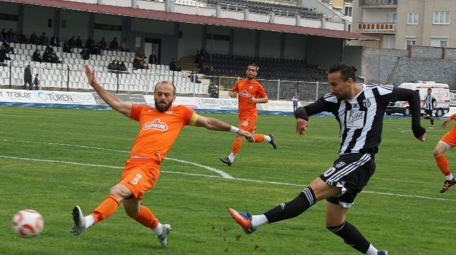 Aydınspor 1923: 0 - Düzyurtspor: 0