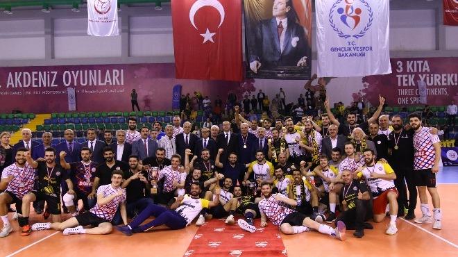 Arhavi Belediyespor ve Tokat Belediyesi Plevne, Efeler Ligi'ne yükseldi