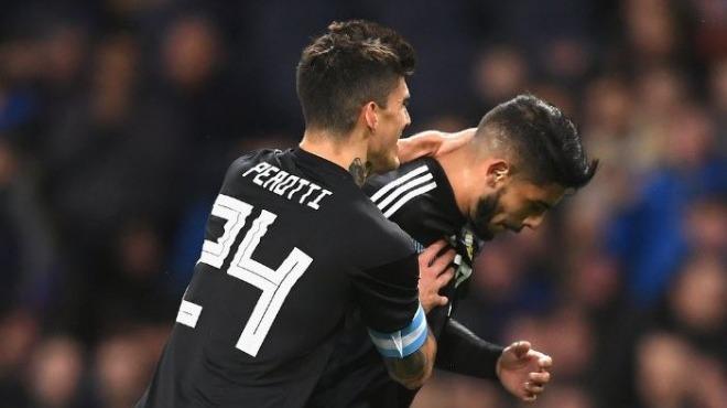 Arjantin, İtalya'yı ikinci yarıda dize getirdi!