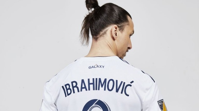 Ibrahimovic'ten taraftara mesaj