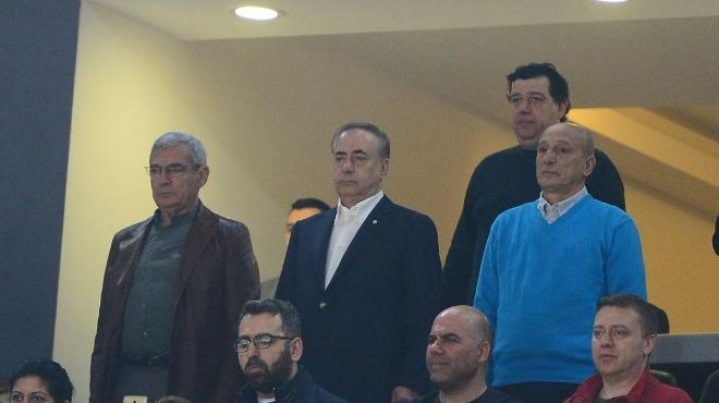 Galatasaray Odeabank'a Mustafa Cengiz'den destek