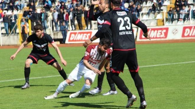 Tokatspor: 1 - Etimesgut Belediyespor: 2