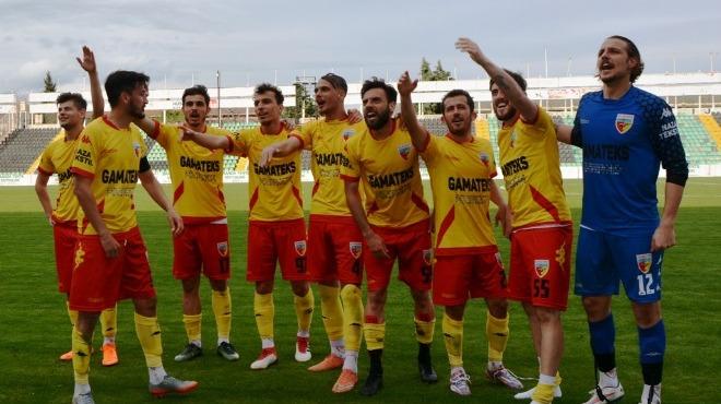 Kızılcabölükspor: 3 - Aydınspor 1923: 0