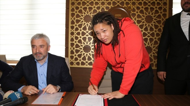 Milli judocu Kayra Sayit'in hedefi Avrupa şampiyonluğu