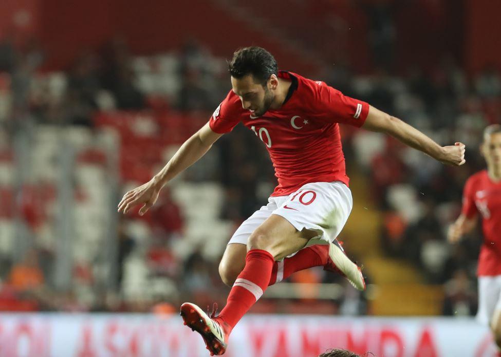 Hakan Çalhanoğlu: Rusya maçından sonra kendime gelemedim