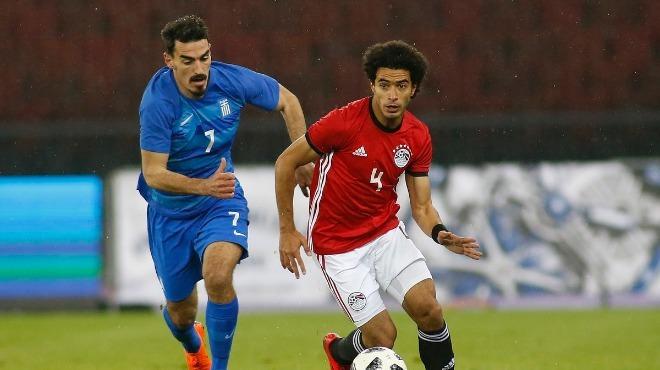 Yunanistan, Mısır'ı tek golle geçti