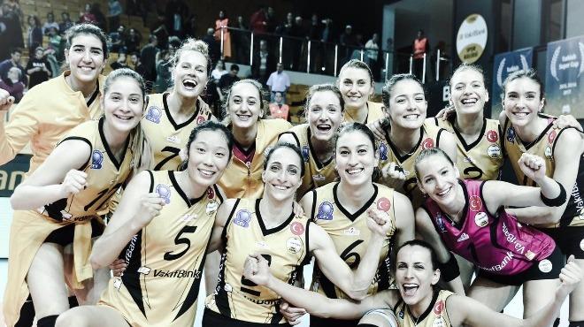 Filede Şampiyonlar Ligi kupası yeni sahibini buluyor! Vakıfbank ve Galatasaray...