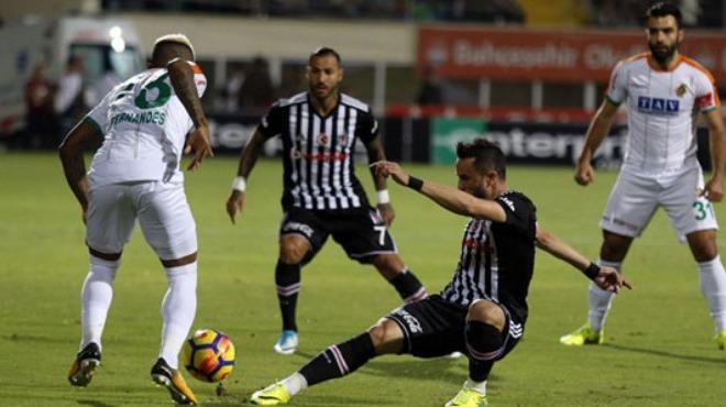 Aytemiz Alanyaspor, Beşiktaş maçında iddialı