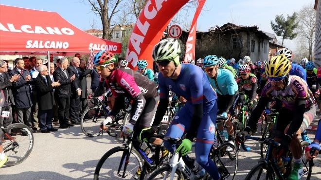 Fatih Sultan Mehmet Bisiklet Turu başladı