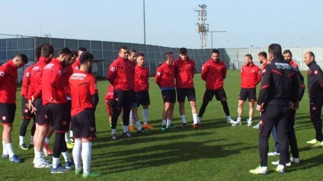 Diyarbekirspor yönetiminden futbolcularına özel prim