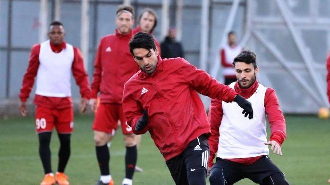 Sivasspor, Kardemir Karabükspor maçına hazır