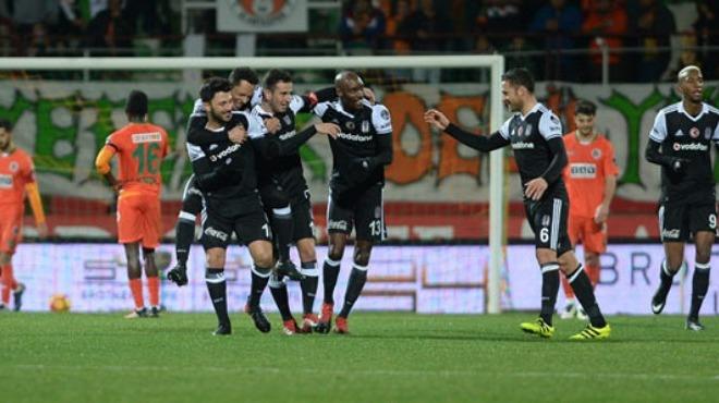 Beşiktaş, Aytemiz Alanyaspor'u konuk edecek