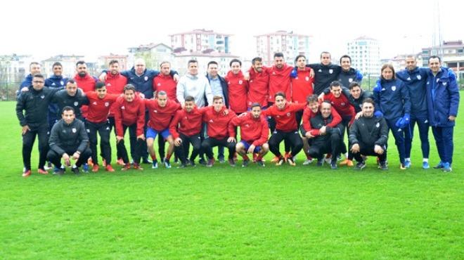 Altınordu, Akın Çorap Giresunspor maçına hazır: 'Final niteliğinde'