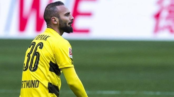Borussia Dortmund'da Ömer Toprak sıkıntısı