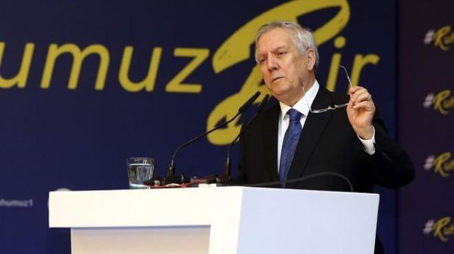 Aziz Yıldırım'dan Türkiye Kupası mesajı