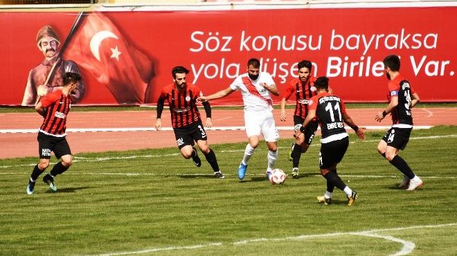 Çanakkale Dardanel: 0 - Orhangazi Belediyespor: 2