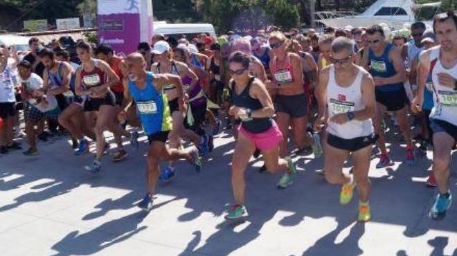 RunMarisRun Yarı Maratonu'nda birinciler belli oldu
