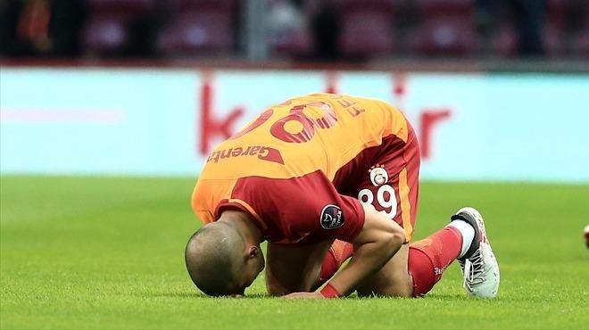 """""""En zorlandığım transfer Feghouli"""" demişti"""