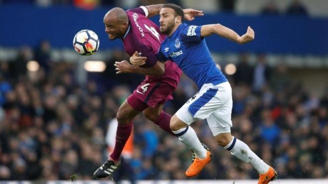 31.03.2018 Everton - Manchester City 1-3 Premier Lig Maç Özeti