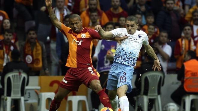 Trabzonspor'un deplasman serisi sona erdi