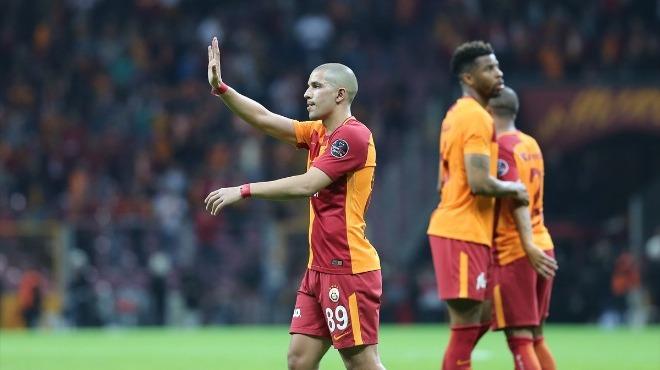 Feghouli, ayrılık iddiaları için net konuştu: 'Kulübümde mutluyum'