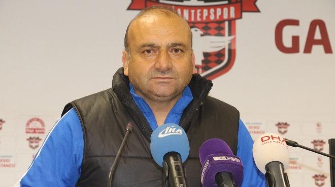 """Mustafa Uğur: """"Bu mücadele ile ligde kalacağımıza inanıyorum"""""""