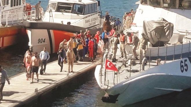 Türkiye Sualtı Sporları Federasyonu'ndan kaza açıklaması