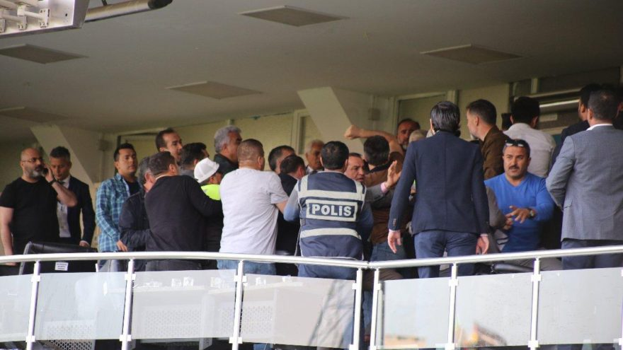 PFDK, Ankaragücü'ne ceza yağdırdı