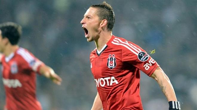 Holosko: 'Beşiktaş her zaman benim kalbimde'