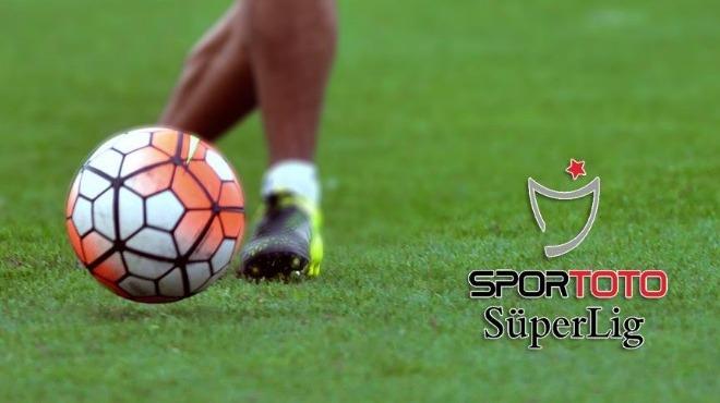 Spor Toto Süper Lig'de 28. haftanın perdesi açılıyor