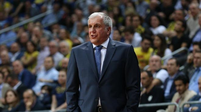 Obradovic: 'Olmak istediğimiz yerdeyiz'