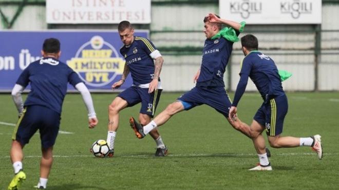 Fenerbahçe'nin konuğu Osmanlıspor