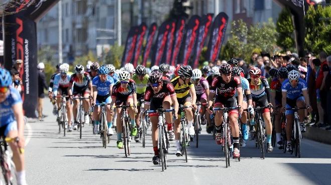 Kriteryum Bisiklet Yarışları'nın ilk etabı gerçekleştirildi