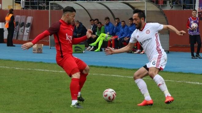 Zonguldak Kömürspor: 1 - Gümüşhanespor: 1