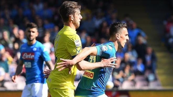 Napoli pes etmedi, maçı çevirdi!