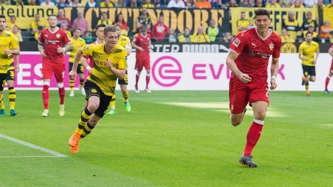 Tayfun Korkutlu Stuttgart'a Dortmund dur dedi!