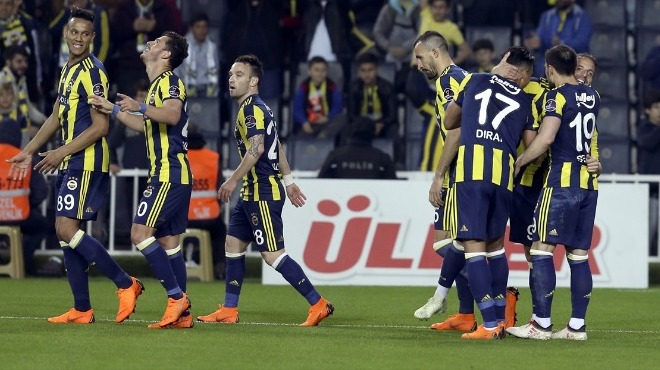 Fenerbahçe, Sivas deplasmanında! Uzun zaman sonra tam kadro...